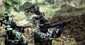 Kontak Tembak TNI dan KSB di Intan Jaya Papua, Satu Tewas