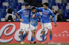 Napoli Kembali ke Jalur Kemenangan, Beranjak Naik pada Klasemen Liga Italia - JPNN.com