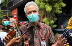 Varian Baru Covid-19 Masuk Indonesia, Ganjar Minta Pintu Masuk ke Indonesia Dijaga Ketat - JPNN.com