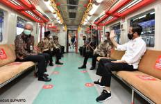 Resmikan KRL Yogyakarta-Solo, Jokowi: Lebih Cepat dan Murah - JPNN.com
