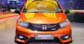 Honda Brio RS Urbanite Dibanderol Mulai Rp185 Juta