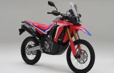 Honda CRF250 Rally Dapat Sentuhan Baru, Cek Harganya - JPNN.com