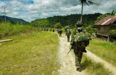 Detik-Detik Satgas Madago Raya Kontak Tembak dengan Mujahidin Indonesia Timur - JPNN.com