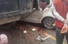 Kecelakaan Maut di Jambi, 2 Orang Tewas, Lihat Tuh Kondisinya - JPNN.com
