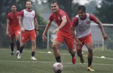 Ini Alasan Pelatih Persija tak Memunculkan Pemain Muda di Piala Menpora 2021 - JPNN.com