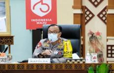 2.112 Personel Polda Kalteng Disiagakan, Kapolda Turun Tangan - JPNN.com