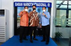 Bamsoet dan Komjen Petrus Golose Jajaki Kerja Sama Bangun Pusat Rehabilitasi Narkotika - JPNN.com