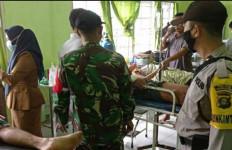 Motor Adu Banteng, 3 Orang Terkapar Bersimbah Darah - JPNN.com