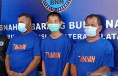 Mantan Anggota Dewan Ditangkap BNN di Sumsel, Terancam Hukuman Mati - JPNN.com