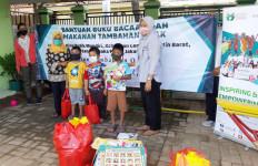 YIIM Serahkan Bantuan Covid-19 untuk Anak-Anak di LPSK - JPNN.com