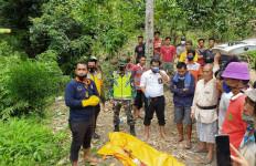 4 Hari Dilaporkan Hilang, Fikri Ditemukan Membusuk Dekat Air Terjun - JPNN.com