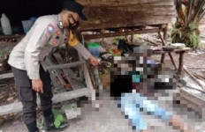 YL Layangkan Parang kepada Suhendri, Banjir Darah... - JPNN.com