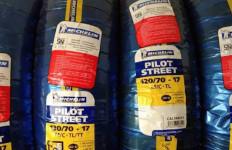 Ban Motor Michelin Kini Dijual Tanpa Bungkus Plastik - JPNN.com