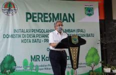 KLHK Resmikan IPAL Komunal Domestik Hasil Kerja Bersama Warga - JPNN.com