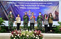 Tingkatkan PPKM, TNI AL Ajak Generasi Muda Sukseskan Program Maritime Hackathon - JPNN.com