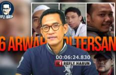 Kasus 6 Laskar FPI, Refly Harun Heran Ada Arwah Berstatus Tersangka - JPNN.com