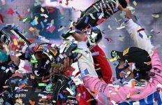 Tradisi Selebrasi Sampanye di Podium F1 akan Berganti Mulai Musim Ini - JPNN.com