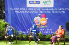 ANTIS Dukung Pemulihan Industri Pariwisata Indonesia Lewat Cara ini - JPNN.com