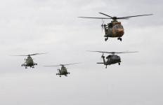 Helikopter Militer Jatuh, 10 Tentara Tewas termasuk Seorang Jenderal - JPNN.com