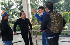 Ssst, Marzuki Alie Tepergok Elite Demokrat di Bandara Kualanamu Jelang KLB - JPNN.com