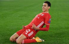 Jamal Musiala Tanda tangan Kontrak Profesional Pertama Bersama Bayern - JPNN.com