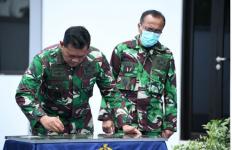 Sah, KSAL Resmikan Kolam Renang Tirta Sagoro-04 - JPNN.com