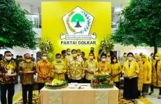 Airlangga Hartarto Sengaja Kumpulkan Eks Ketum Partai Golkar, Ada Apa? - JPNN.com