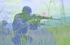 Prajurit TNI Lumpuhkan KSB di Distrik Sugapa Intan Jaya, Satu Tewas - JPNN.com