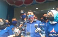 Santoso Gelar Cap Jempol Darah untuk AHY - JPNN.com