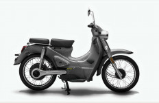 Motron Motorcycle Luncurkan Motor Listrik Mirip Super Cub 125, Sebegini Harganya - JPNN.com