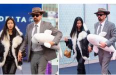 Nicholas Cage Menikahi Perempuan Muda Asal Jepang, Kirim Cincin Lamaran lewat Ekspedisi - JPNN.com