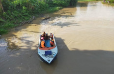 Tubuh Habib Fauzi Tertarik Arus Sungai, Langsung Hilang - JPNN.com