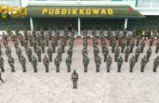 Pusdik Kowad Didik Para Wanita Layaknya Prajurit Pria - JPNN.com