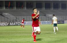 Striker Timnas Indonesia U-23 M Rafli Tak Menyelesaikan Permainan Satu Babak, Ini Alasannya - JPNN.com