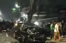 Kronologi Tabrakan 4 Kendaraan di Cilandak Jaksel - JPNN.com