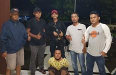 Edowardi Saputra Telah Ditangkap, Terima Kasih, Pak Polisi - JPNN.com