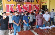 10 Anggota Geng Motor All Star Ditangkap, Puluhan Lainnya Masih Diburu - JPNN.com