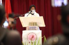 Mensos Risma Mengajak Jurnalis Memperkuat Peran Perempuan dalam Pembangunan - JPNN.com