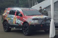 Ada yang Beda pada Mitsubishi Pajero Sport Ini, Lihat nih, Penampakannya - JPNN.com