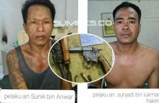 Sunik dan Suryadi Sudah Ditangkap, Lihat Tampang Keduanya - JPNN.com