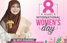 Nevi DPR Ajak Perempuan Pastikan Setiap Anak Memperoleh Haknya - JPNN.com