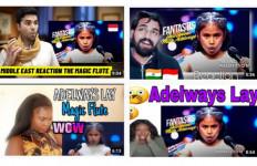 Aksi Adelways di The Voice Kids Indonesia Curi Perhatian YouTuber Mancanegara - JPNN.com