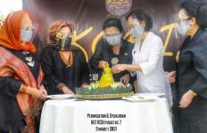 KCBI Ajak Milenial Budayakan Berkain Nusantara - JPNN.com