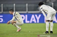 Perpanjangan Kontrak Ronaldo tak Masuk Agenda Juventus - JPNN.com