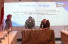 LPEI dan BCA Jalin Kerja Sama Perjanjian Penjaminan Pemerintah - JPNN.com