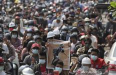 PBB Tak Berbuat Apa-Apa, Rakyat Myanmar Penentang Kudeta dalam Bahaya - JPNN.com