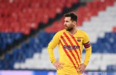 Koeman Beber Upaya Bujuk Messi Bertahan di Barca - JPNN.com