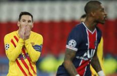 PSG Singkirkan Barcelona, Messi dan Ronaldo Senasib - JPNN.com