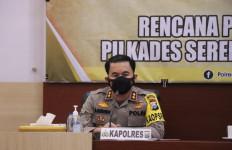 Polres Trenggalek Siagakan 625 Personel dan 1 SSK BKO Brimob - JPNN.com