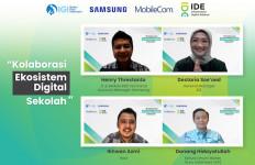 Ikhtiar Samsung dan IDE Meningkatkan Ekosistem Pendidikan Berbasis Digital - JPNN.com